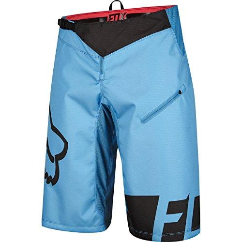 Fox Racing Demo Men's DH Short: Cyan - Racing Shorts