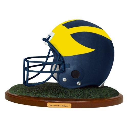 NCAA Michigan Helmet Replica
