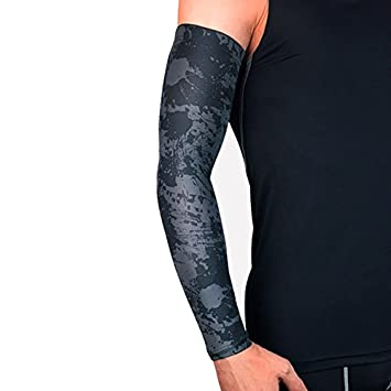 f5a5ff134b 1Pcs UV Protection Running Cycling Arm Warmers Basketball Volleyball Arm  Sleeves Bicycle Bike Arm Covers Golf Sports Elbow Pads: Amazon.co.uk:  Sports & ...