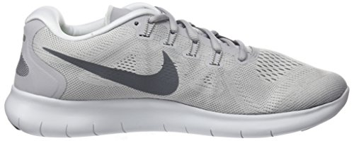 NIKE Free RN 2017 Mens 880839-010 Wolf Grey/Dark Grey-pure Platinum buy cheap outlet locations Cheapest for sale buy cheap wiki sale from china GscUHnAX