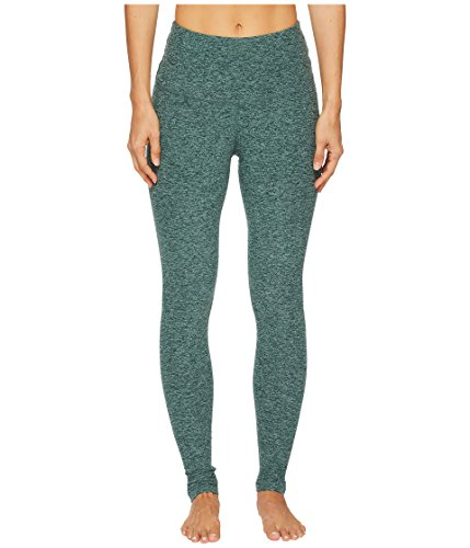 Jungle Sage (Beyond Yoga Women's High Waist Long Legging Wood Forest/Light Sage Spacedye Medium)