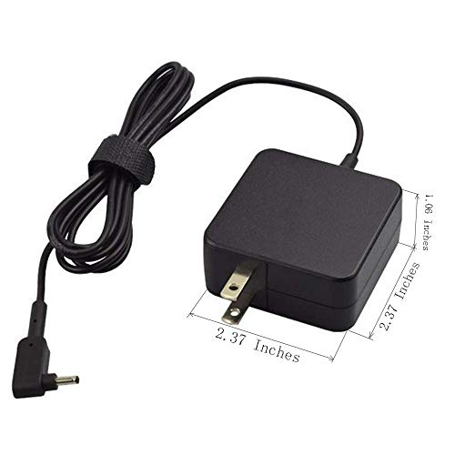 Amazon.com: Superer 45W Portable AC Charger Compatible with LG Gram 13.3