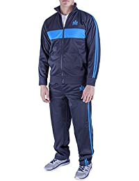 Men's 2 Piece Jacket & Pants Slim Fit Jogging Track Suit
