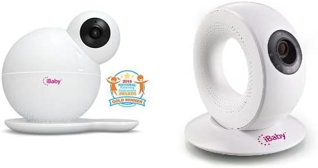 Amazon.com: Ibaby Monitor M6 HD Wifi inalámbrico Digital ...