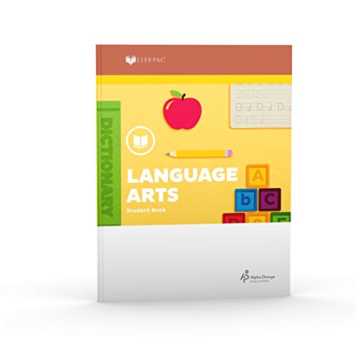 Lifepac Gold Language Arts Grade 1: Set of 10