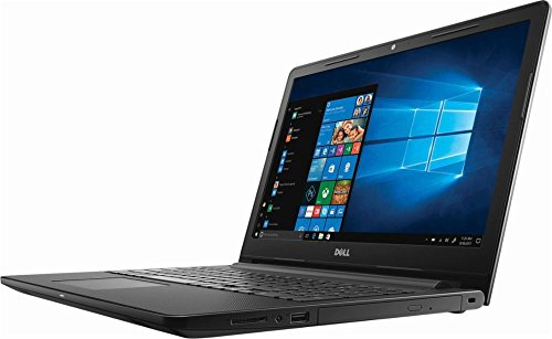 Dell Inspiron 15.6 inch (1366 x 768) Touchscreen HD Laptop, Intel Core i5-7200U, 8GB DDR4, 256GB SSD, Stereo Speakers, Windows 10 Home (Black)