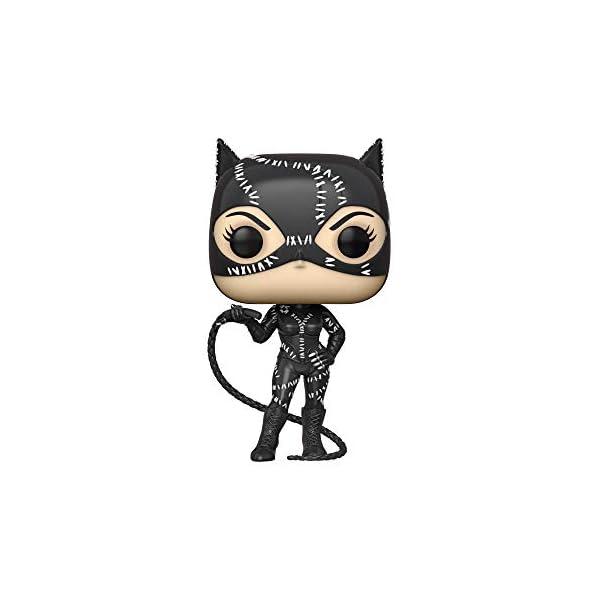 41gei69fn1L Funko Heroes: POP! Batman Collectors Set 2 - Batman Returns Catwoman, Batman Returns Penguin, 1989 Joker with hat - 3…