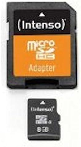 Speicherkarte Intenso 8 Gb Micro Sdhc Class 4 Für Lg Computer Zubehör