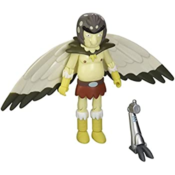 "Funko 5"" Articulated Rick and Morty Bird Person Action Figure"