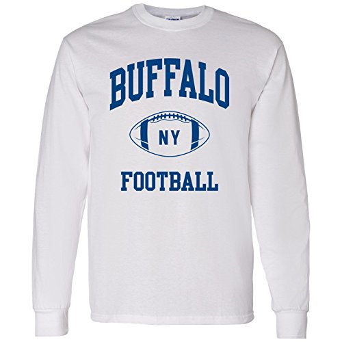City Classic Football Arch American Football Team Long Sleeve T Shirt e4d2c95da