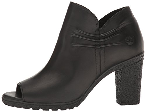 Women's Glancy Rouched Peep Toe Boot