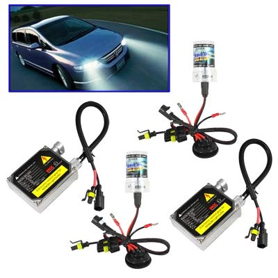 Car Bulbs 55W H8 HID Xenon Light, High Intensity Discharge Lamp, Color Temperature: 8000K (SKU : S-cms-1311a) by Car Bulbs (Image #1)