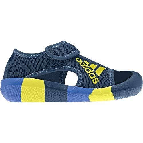 adidas Baby Altaventure, Legend Marine/True Blue/Shock Yellow, 7K M US Toddler by adidas