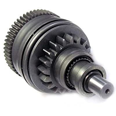 Caltric Starter Drive Bendix for Sea Doo 950 Sportster Le 951Cc Engine Seadoo 2000-2006: Automotive