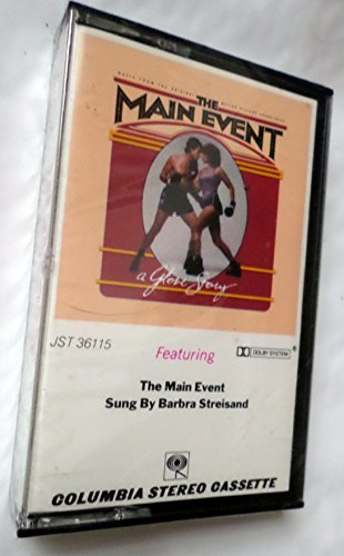 The Main Event JST 36115 Original Motion Picture Soundtrack (Main Mall)