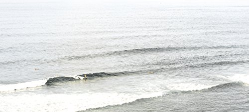 endless waves - Surf Photography, Hawaii (12x6). Photo Print on Paper - Wall Art by Helix Games Photography