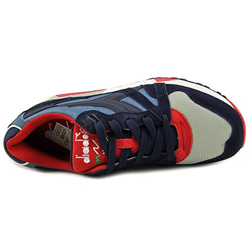 Sneakers Synthetic Blue Toe Colonel Round N9000 Blue Men Diadora wx1vYqUv