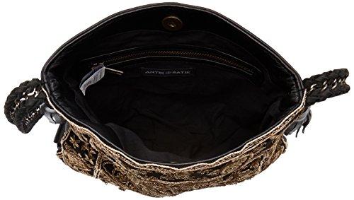 Gold Antik Or Unique porté Sac Zarina Batik Taille épaule BwqgR7B