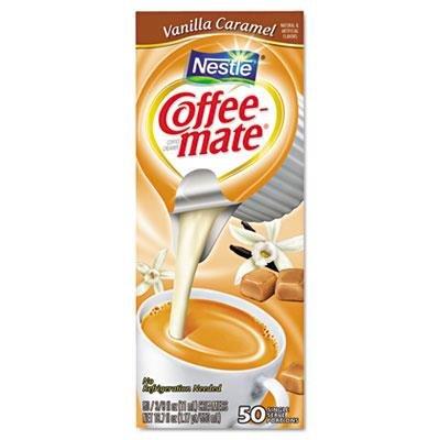 Vanilla Caramel Creamer (50 (Best Coffee-mate Coffee Grinders)