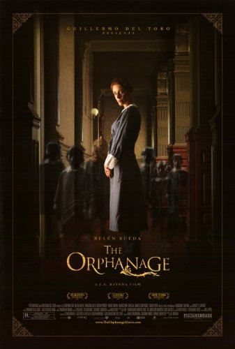 Amazon com: The Orphanage Movie Poster (27 x 40 Inches - 69cm x