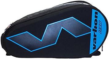 Varlion Hexagon Azul - Paletero de pádel, Unisex Adulto, Azul ...