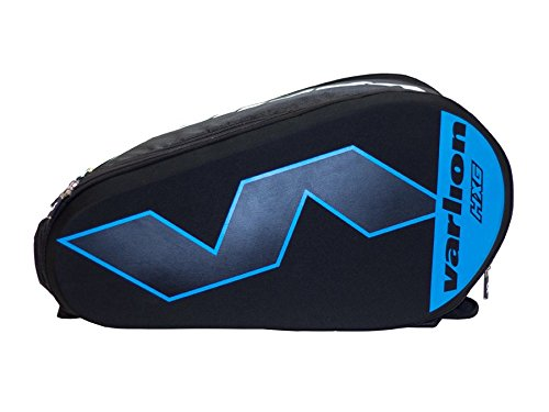 Varlion Hexagon Azul - Paletero de pádel, Unisex Adulto, Azul/Negro product image