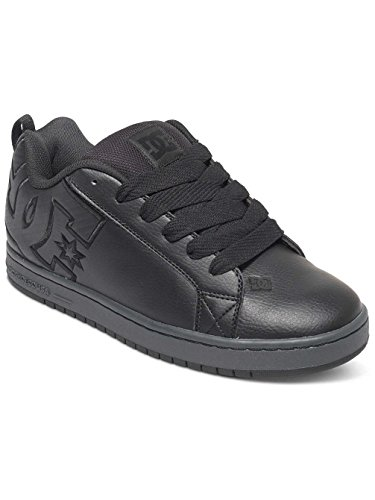DC Shoes Court Graffik SE - Zapatillas para hombre Black 3