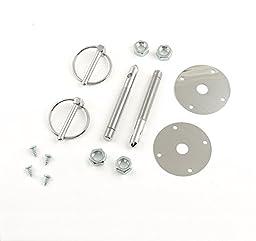 Mr. Gasket 1017 Hood Pin Kit 7/16\