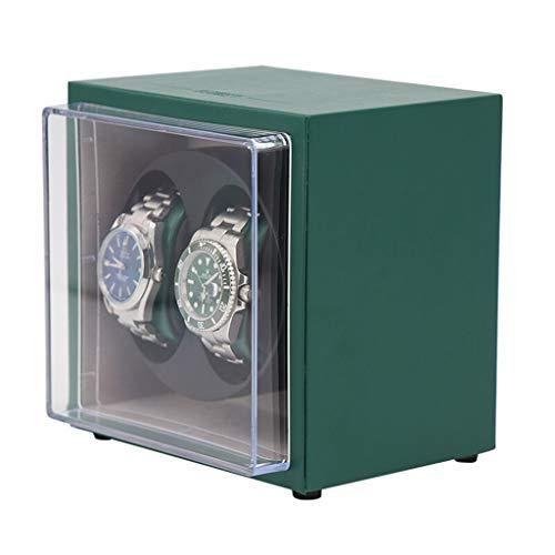 Watch winders for automatic Ver cajas de enrollador 2 + 0 Dispositivo de mesa de agitación Caja de reloj Caja de devanado...
