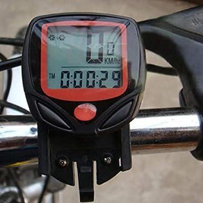 HuntGold SD548B Ordenador para Bicicleta,velocímetro Bicicleta ...