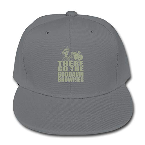 QNCCY Burbs Rumsfield's Brownies Child Boy Girl Hat Baseball Cap Sun Hat Gray