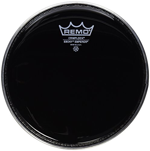 Remo BE0408MP Remo Marching Emperor Ebony Drum Heads 8 ()