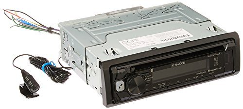kenwood KDCBT265U CD Receiver with Bluetooth by Kenwood