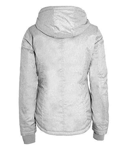 en amovible avec tiroirs pour veste femme matelass veste by capuche Eight2Nine Rq8XBTwn