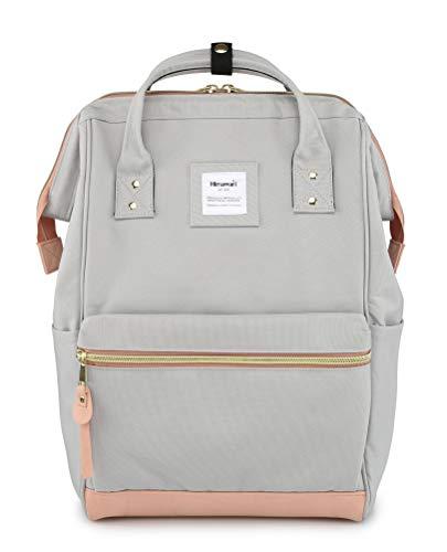 Himawari Travel Backpack Laptop Backpack Large Diaper Bag Doctor Bag Backpack School Backpack for Women&Men (XK-04#-USB L)