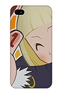 Appearance Snap-on Case Designed For Iphone 4/4s- Anime Bleach(best Gifts For Lovers)