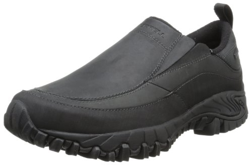 Merrell Men's Shiver Moc 2 Waterproof,Black,10.5 M US J39575