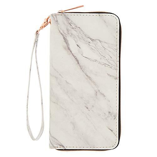 Icing Women's Marble Zipper...