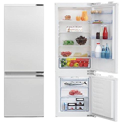 Beko BCHA 275 K2S nevera integrada combinada con congelador sin ...