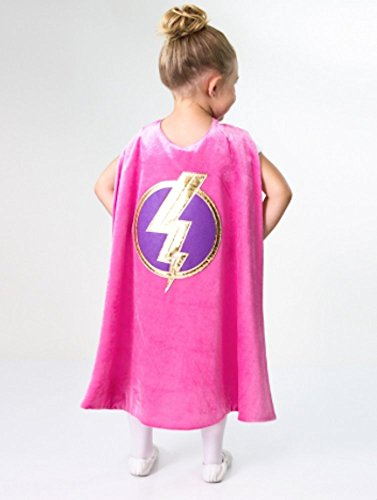 Little Adventures Girl Superhero Cape (3-8 years) ()