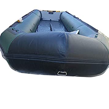 3 Rescate 1,2 mm PVC 8 m Hinchable Barco Hinchable Buceo ...