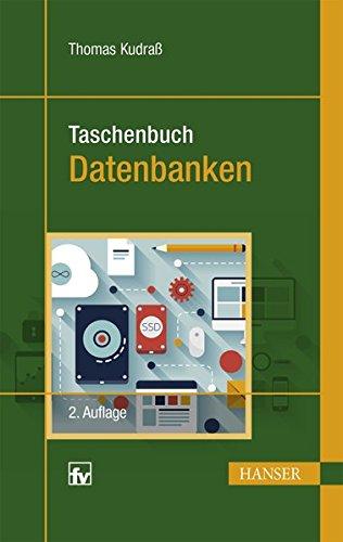 Taschenbuch Datenbanken