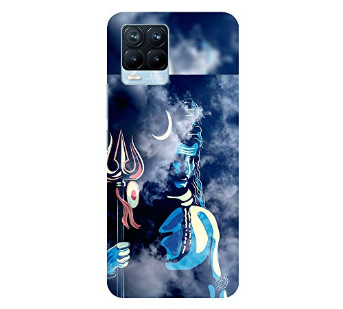 TRUEMAGNET Premium Lord ''Shiva'' Printed Hard Mobile Back Cover for Realme 8 / Realme 8 Pro, Designer & Attractive Case… 2021 July Product Quality- Premium Quality Printed Mobile Back Cover with Smooth Texture and Extremely Durable Material. Design- Unique Design For Smartphone with Optimal cut-outs for Buttons and Ports & Perfectly Fits to Your Phone. Hardness- Help to Keep Your Phone Safe and Prevent Your Phone from Scratches & Damages.