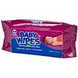 Royal Scented Baby Wipes Refill, Case of 960