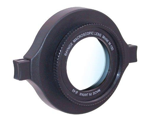 (Raynox DCR-150 Snap-On Macro Lens)