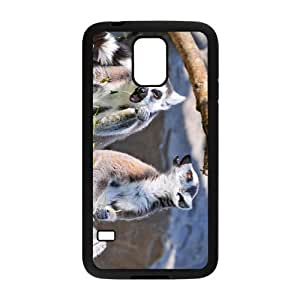 Monkey Family Hight Quality Plastic Case for Samsung Galaxy S5