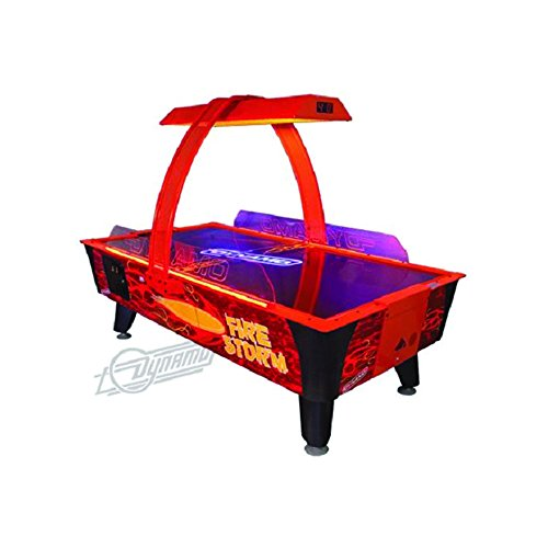 Dynamo Fire Storm Coin Operated Air Hockey (Storm Air Hockey Table)