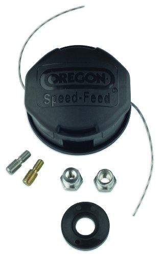 Oregon 55-294 Speed Feed 3-3/4-Inch String Trimmer Head Left Hand Spool