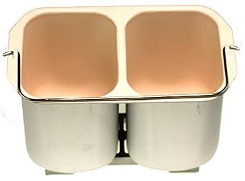 Unold 6851180 molde de cerámica para 8660, 68511 – Panificadora (, Back Meister