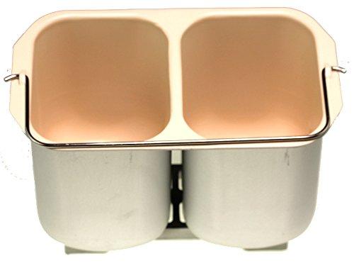 Backmeister 68511 Brotbackautomat Unold 6851180 Keramik-Backform f/ür 8660